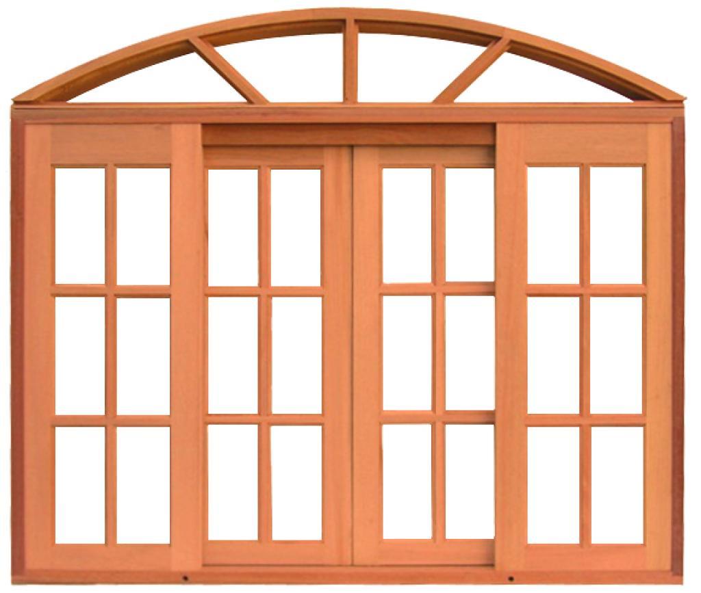 #AE4F1D JANELAS Comércio de Materias de Construção Carlos Ltda. 60 Janelas De Vidro Duplo Em Madeira